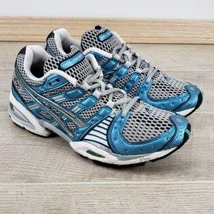 Asics Gel-Nimbus PHF Women's Blue Running Shoes